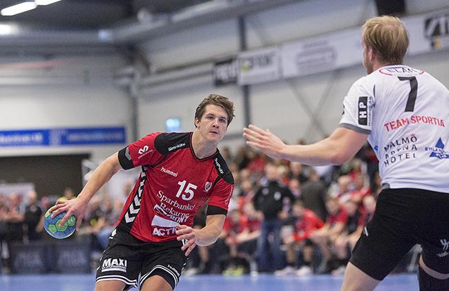 Jesper Lindgren skadad