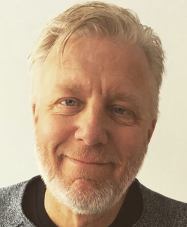 Lägeskoll med ordförande CG Hjelm