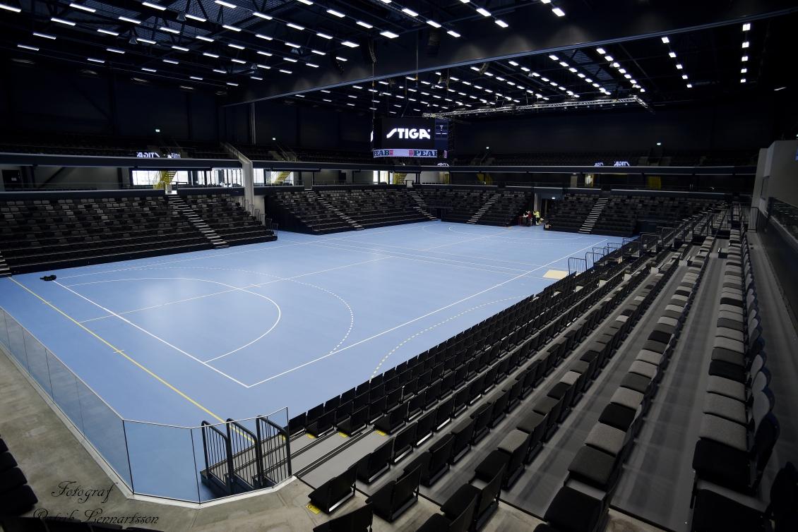 STIGA Sports Arena hörnet
