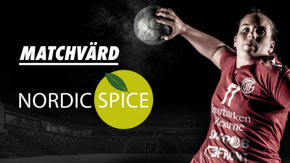 Matchvärd Nordic Spice