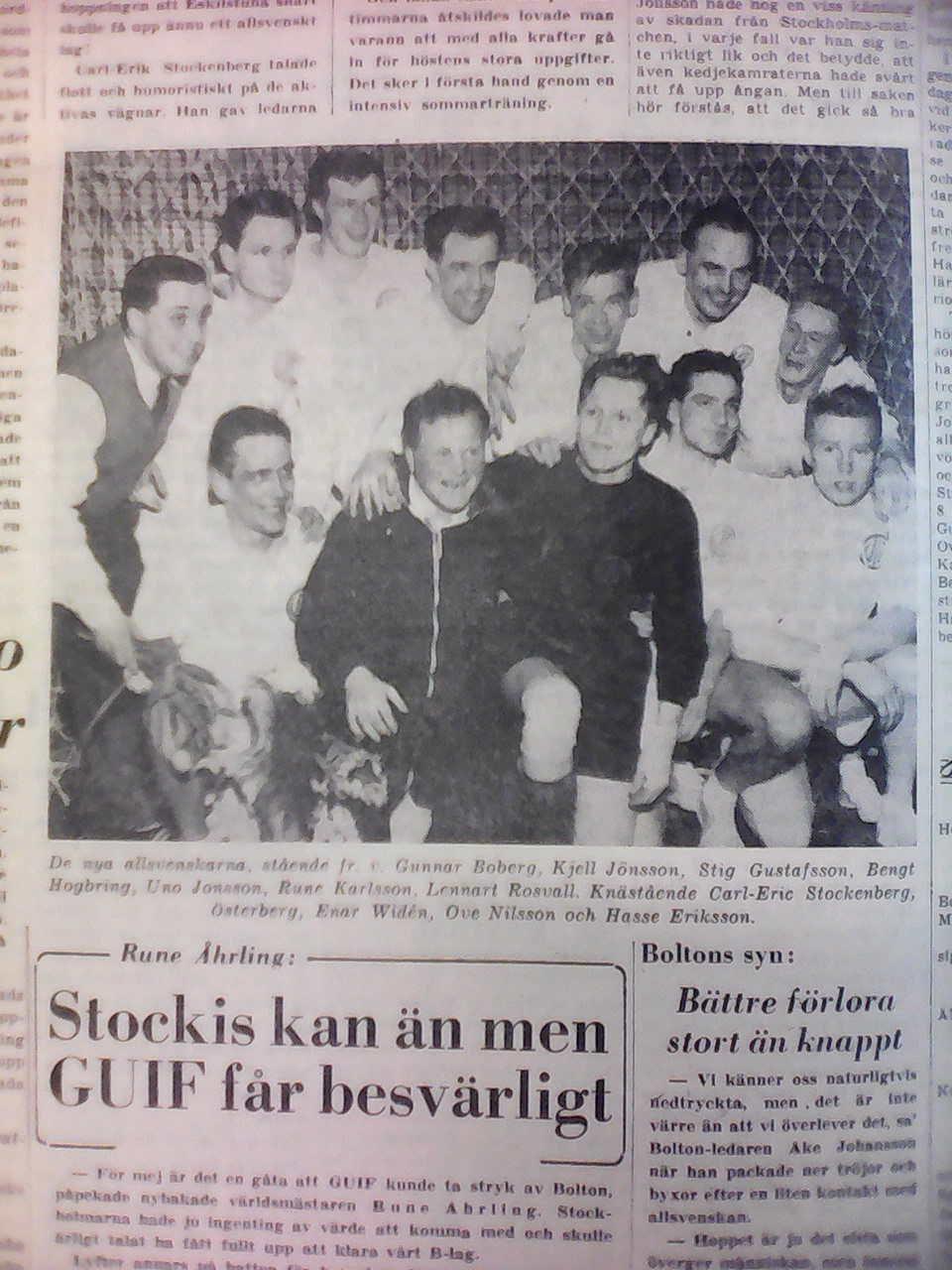 Lagbild 1958