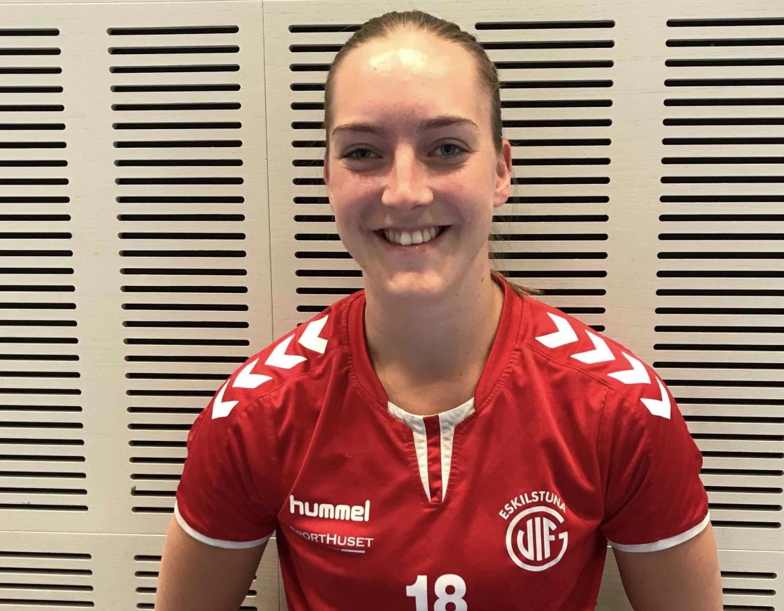 Frida Haraldsson förstärker damlaget