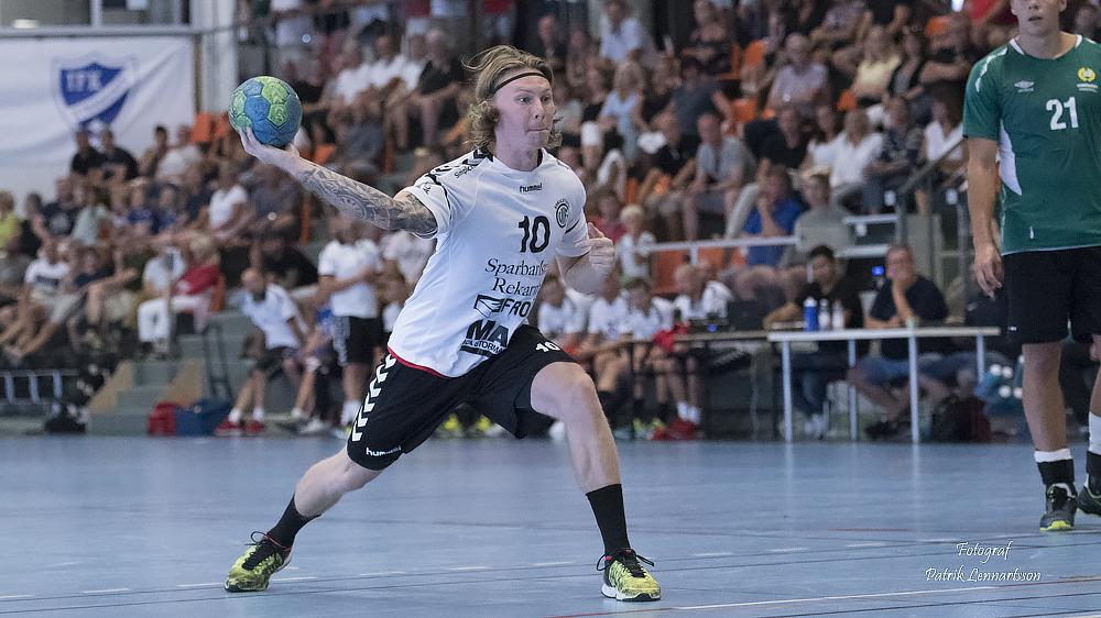 Fredrik Gustavsson målbäst under försäsongen