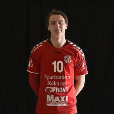 10 Jesper Godin