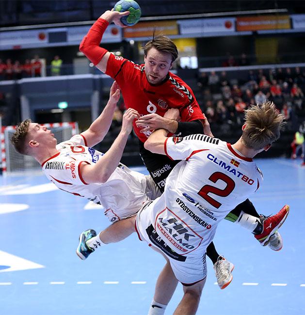 Robin Andersson Dickfors vs Adam Lönn