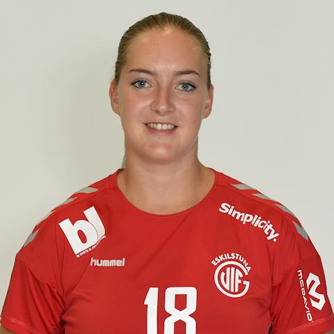 18 Frida Haraldsson