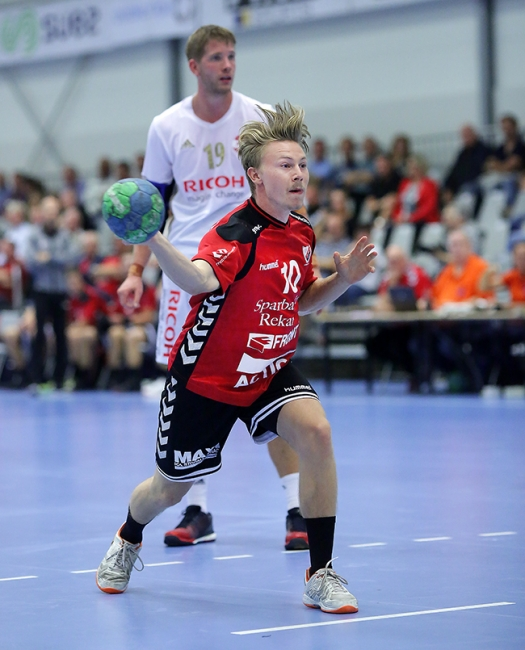 Fredrik Gustavsson säker straffskytt