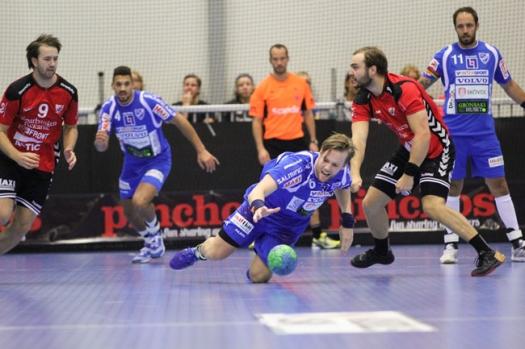 Emil Andersson försvar