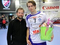 ICA Maxi och Felix Claar
