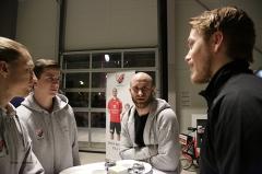 Mingel med Wigö, Marcus 2x Tholin och Unger