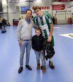 Matchens lirare i Hammarby, Anders Wik Rydberg