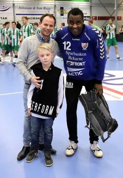 Matchens lirare Eskilstuna Guif, Herderio Lucau