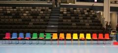 5 - stolar färger