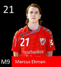 21 Marcus Ekman