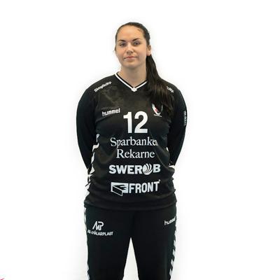 Amanda Ingvarsson vit