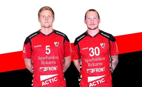 Emil och Markus uttagna till U20 landslaget