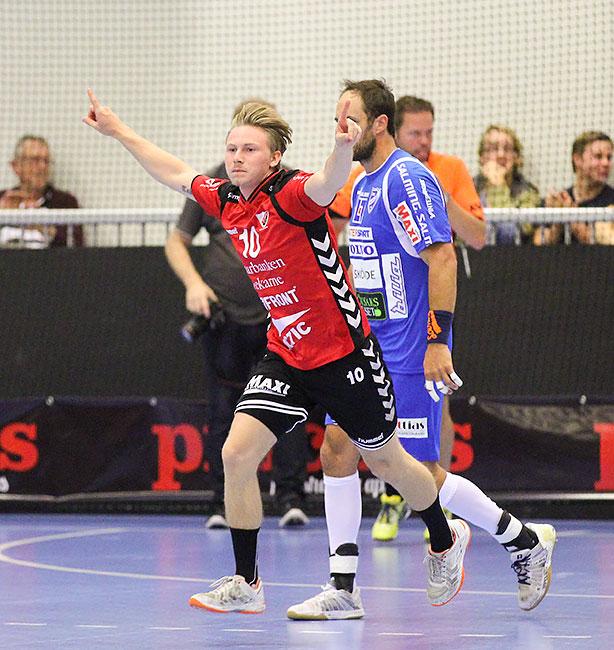 Fredrik Gustavsson bäst i Sverige