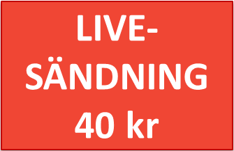 Livesändning GT Söder