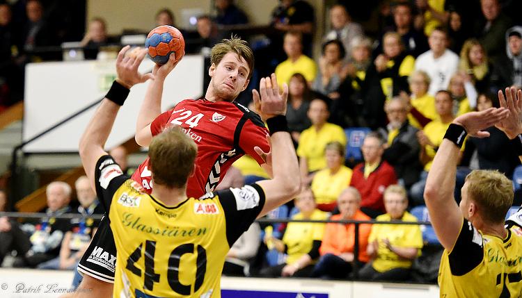Hemmamatch mot HIF Karlskrona