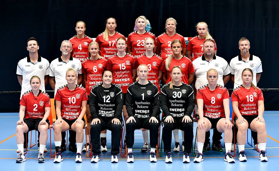 Damerna matchar i Lindesberg i helgen