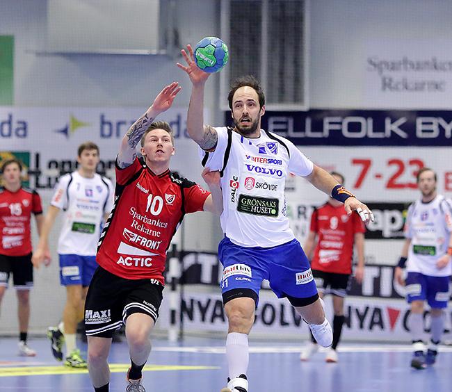 Kristian Svensson IFK Skövde