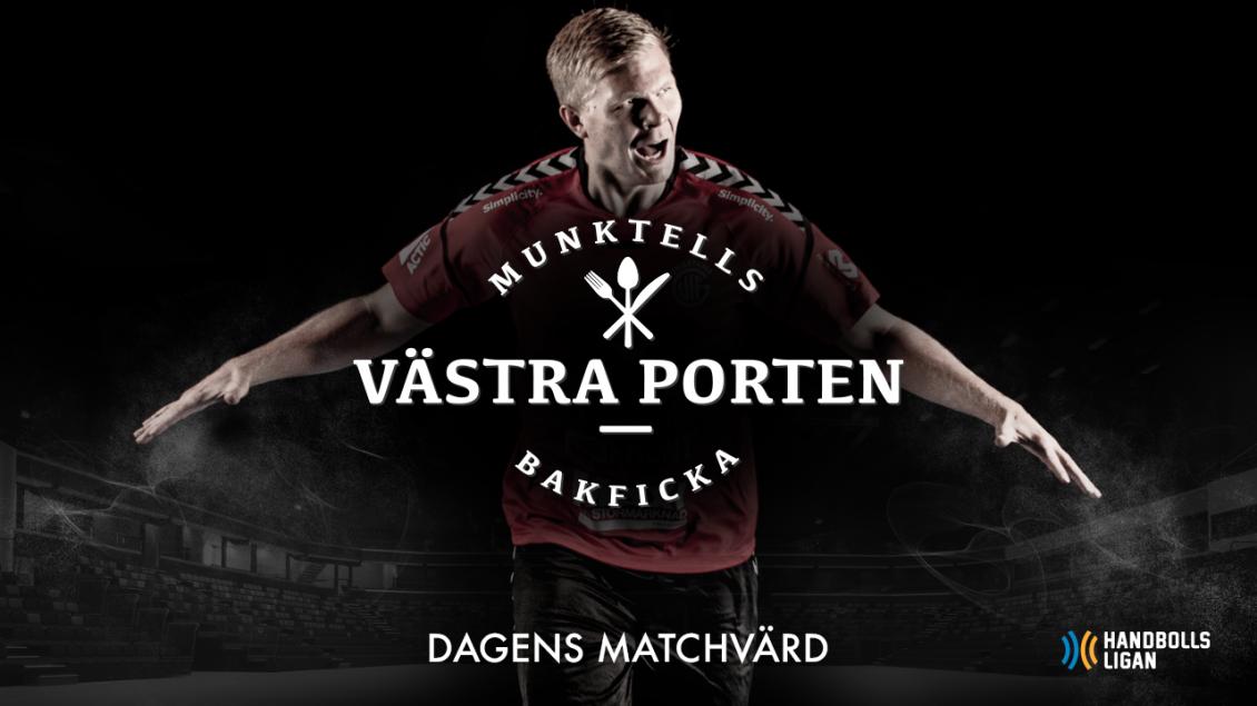 Matchvärd Västra Porten
