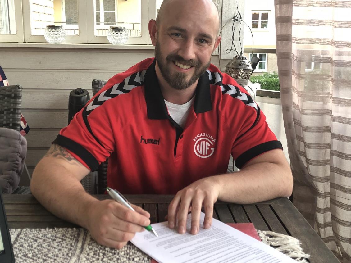 Stefan Karlsson ny tränare för Eskilstuna Guifs utvecklingslag
