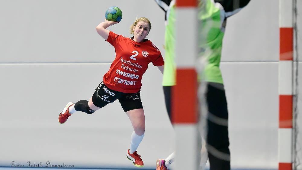 Sofia Tenglin målbäst när damerna vann