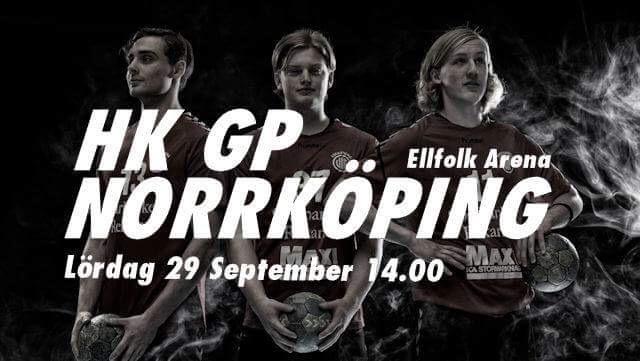 Seriepremiär för GP!
