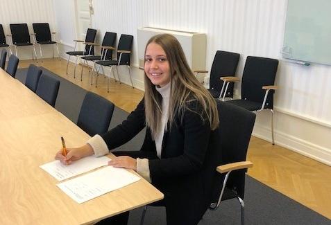 Mia Lagumdzija tillbaka i Eskilstuna Guif!