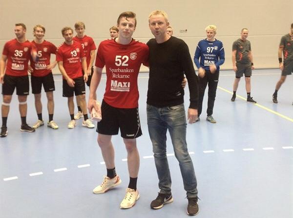 Erik Persson målbäst när GP vann igen