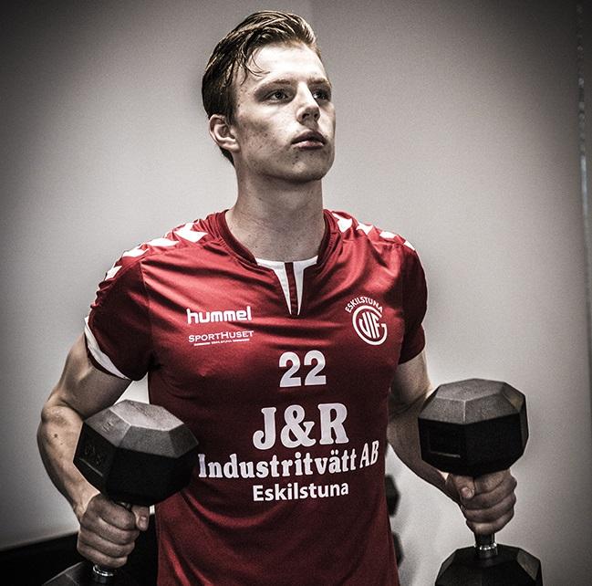 Erik Persson missar resten av säsongen