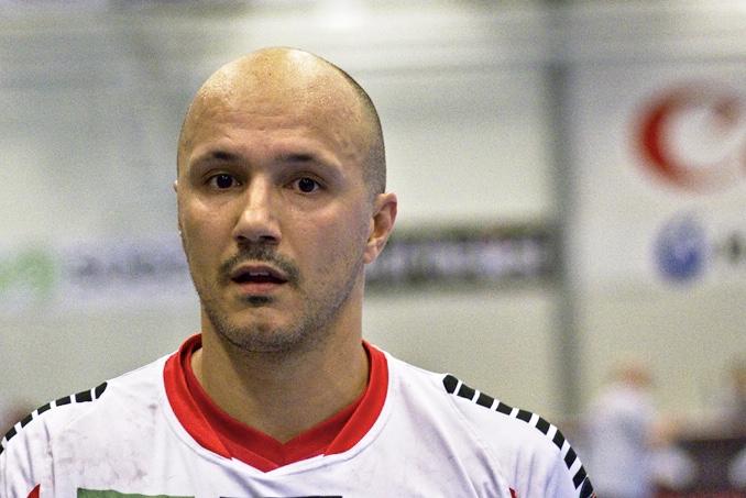 Zoran Roganovic tar över herrlaget nästa säsong
