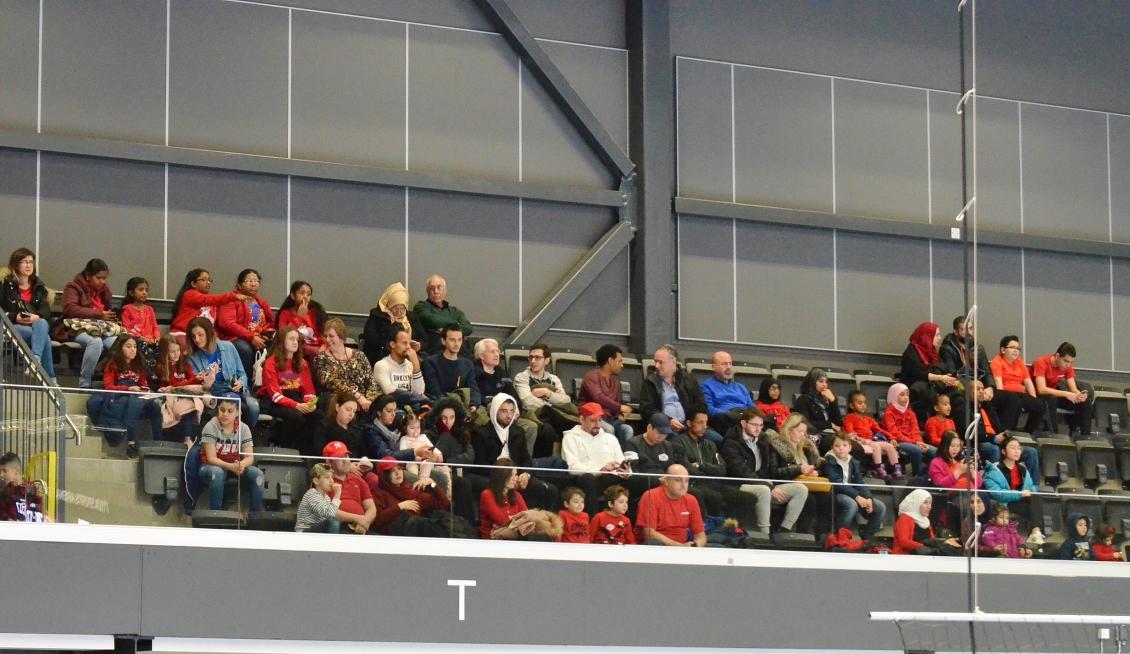 Ny handbollspublik i Eskilstuna