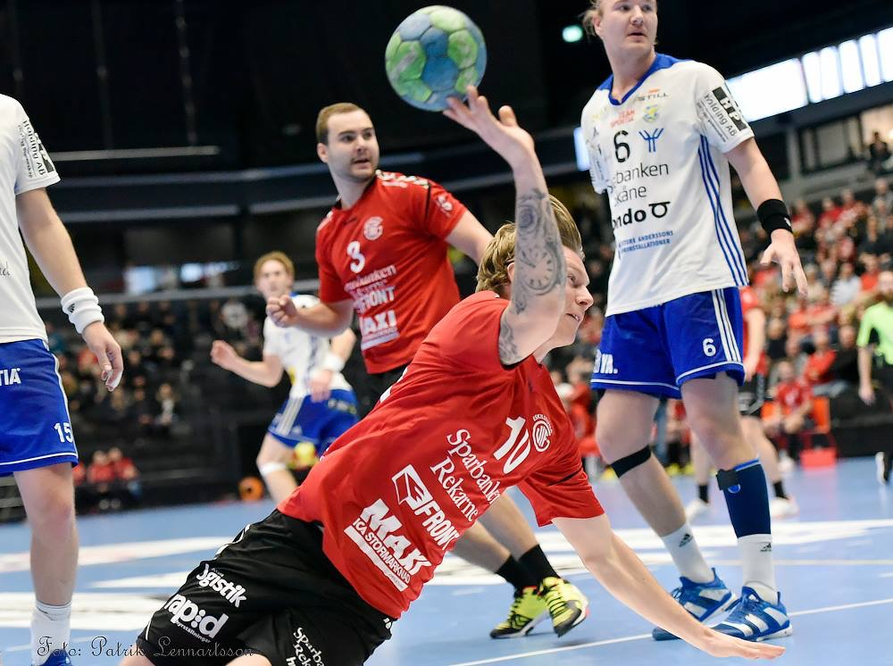 Fredagsmatch mot Ystads IF!