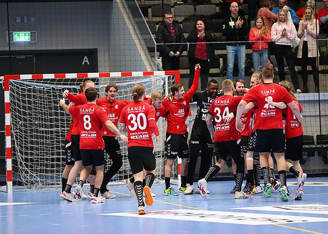 Traditionsenlig vinst mot Ystads IF!