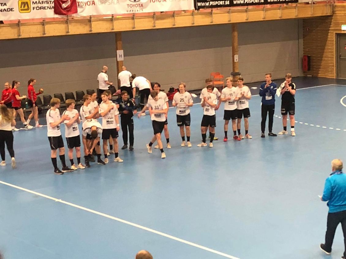 Juniorerna fyra i Sverige