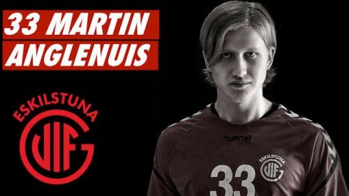 22 MARTIN ANGLENIUS