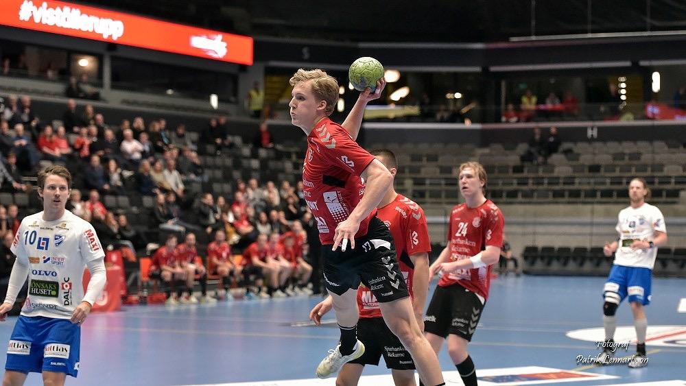 Eric och Kasper uttagna till U20-landslaget