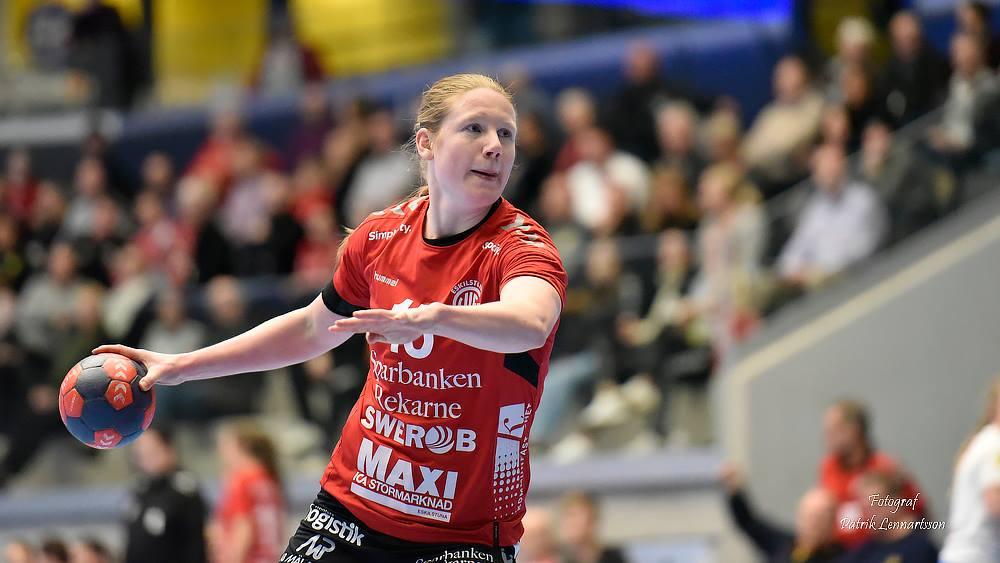Josefin Johansson återvänder till Eskilstuna Guif