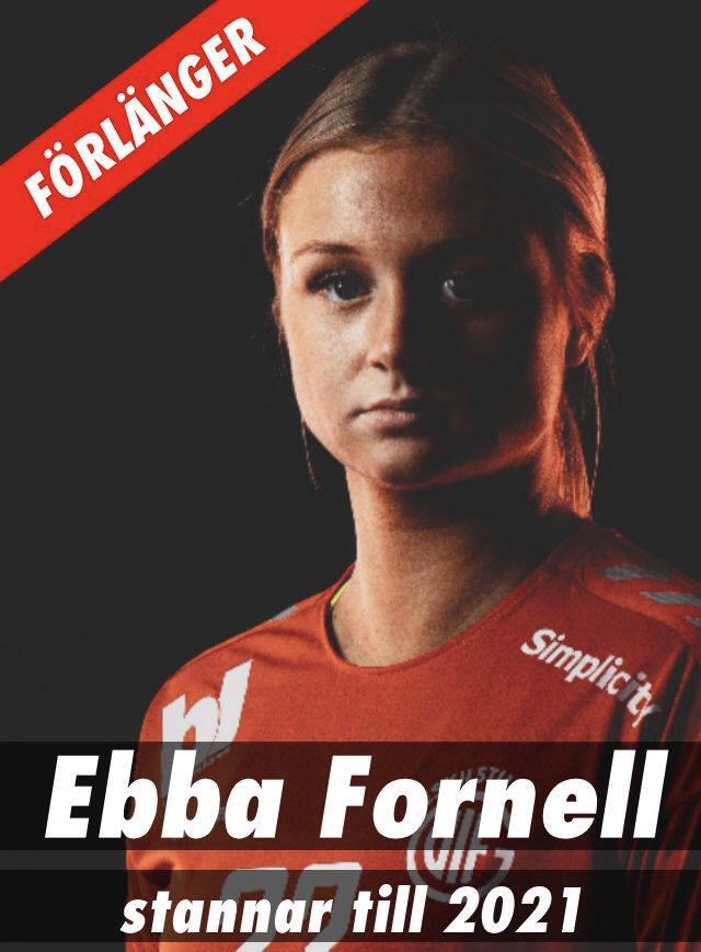 Ebba fortsätter i Eskilstuna Guif