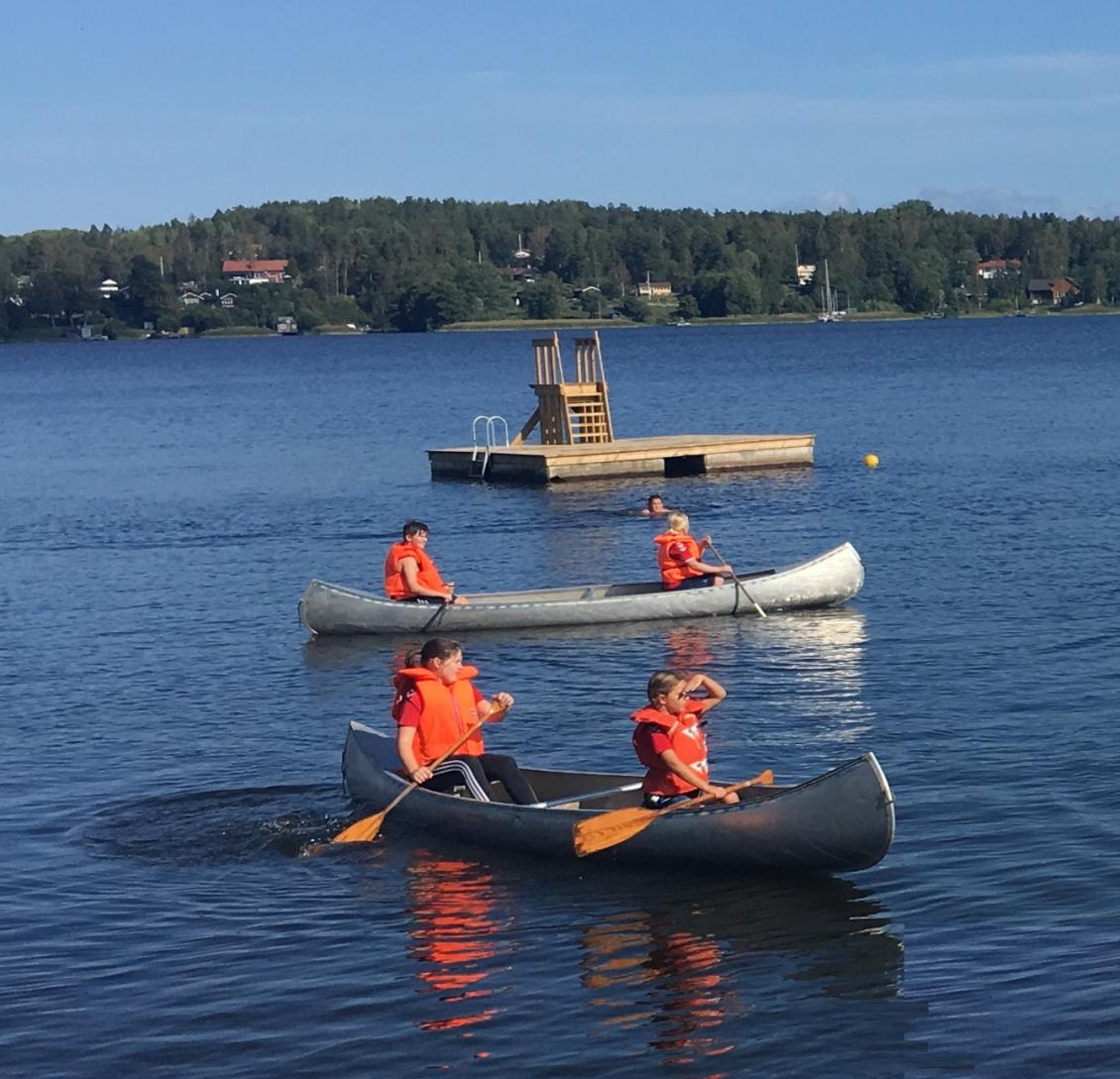 Eskilstuna Guif arrangerar minikollo i sommar