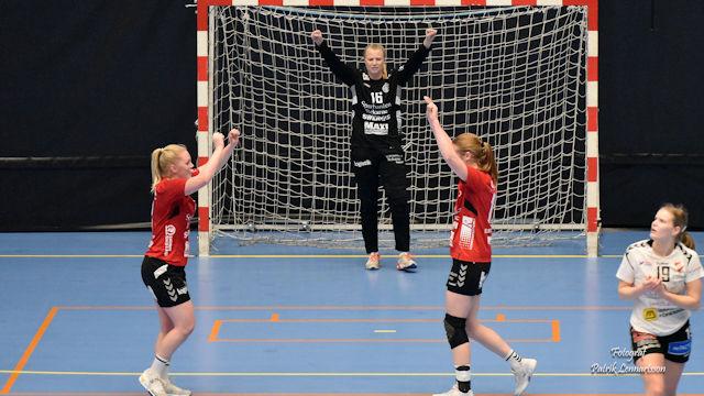 Damlaget spelar Tyresö Intersport Open!