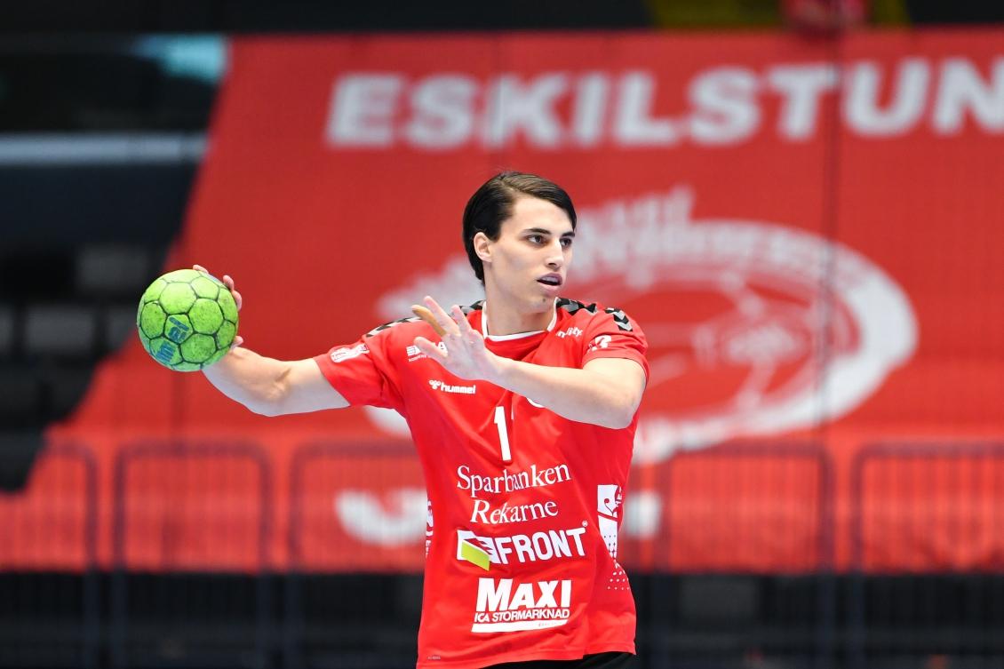 Vasilije Kaludjerovic inför Önnered borta