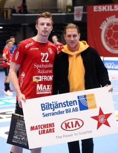 Persson matchens lirare