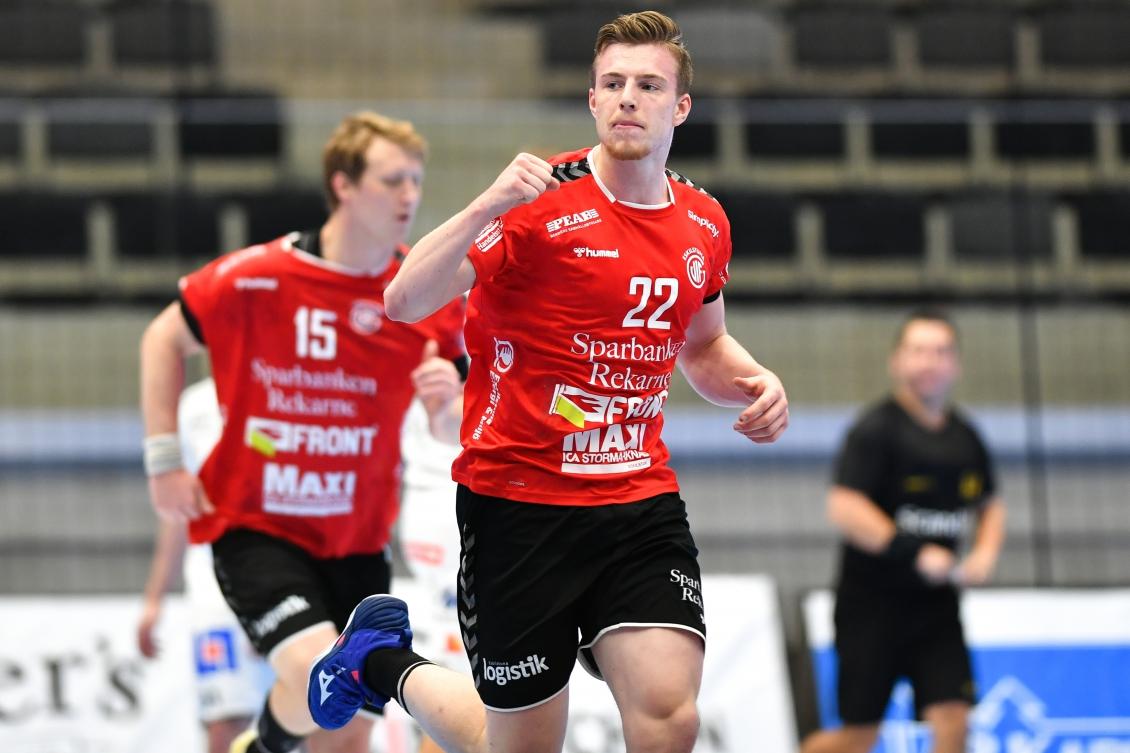 Erik Persson inför RIK hemma
