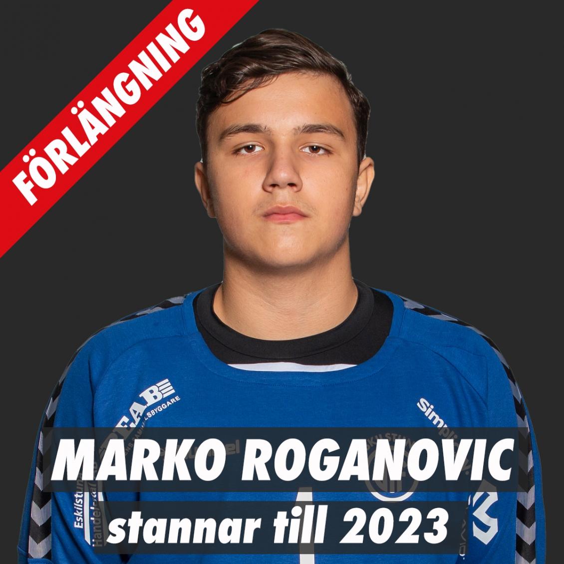 Marko Roganovic förlänger