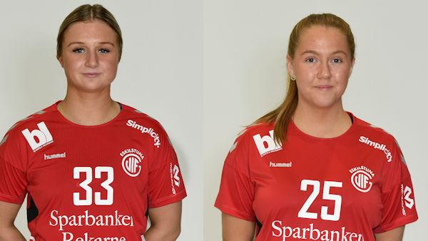 Ebba och Cornelia fortsätter i Örebro