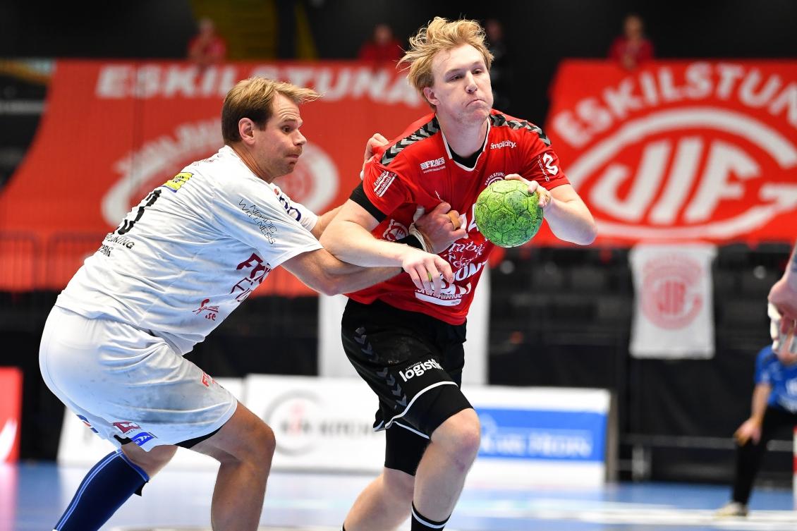 Eric Johansson inför IFK Ystad