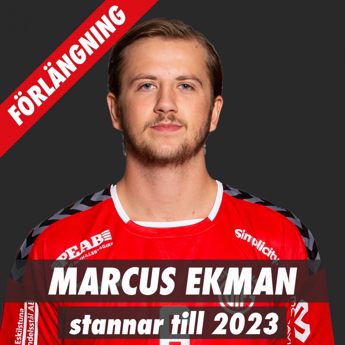 Marcus Ekman förlänger!